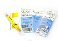Ethylotest Justus usage unique sans ballon 0.2g/l (Permis probatoires)
