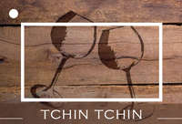 Carte de voeux Brillant - Tchin Tchin