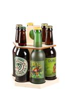 Carrousel à bière Kenzo bois naturel 6 bières 33cl (type long neck)