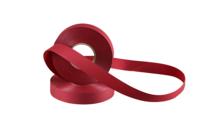 Ruban bolduc PPL mat rouge 19mmx50m (spéciale imprimante)