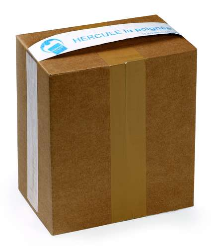 Image du produit Poignée de transport Hercule adhésive résistance 15kg