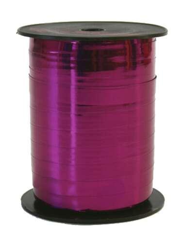 Image du produit Ruban Bolduc Brillant fuchsia (bobine 10mmx250m)