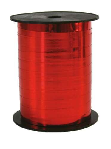 Image du produit Ruban Bolduc Brillant rouge (bobine 10mmx250m)