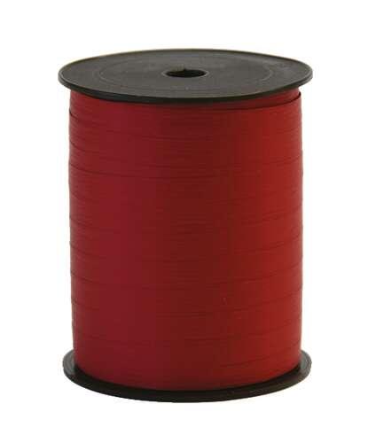 Image du produit Ruban Bolduc Mat bordeaux (bobine 10mmx250m)