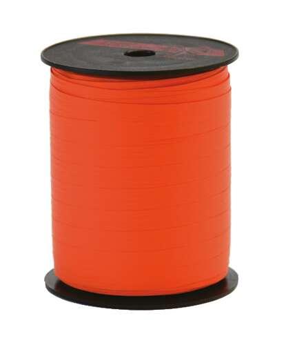 Image du produit Ruban Bolduc Mat orange (bobine 10mmx250m)
