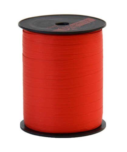 Image du produit Ruban Bolduc Mat rouge (bobine 10mmx250m)