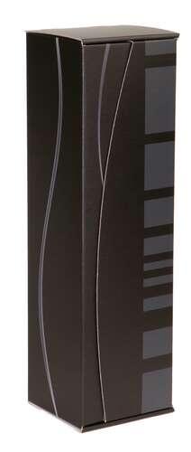 Image du produit Coffret Dallas carton noir/gris magnum