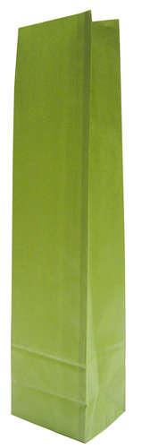 Image du produit Pochette Esprit Eco papier kraft vert 1 bouteille
