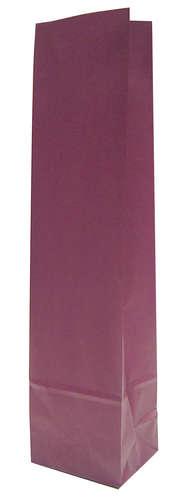 Image du produit Pochette Esprit Eco papier kraft bordeaux 1 bouteille