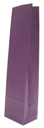 Image du produit Pochette Esprit Eco papier kraft aubergine 1 bouteille
