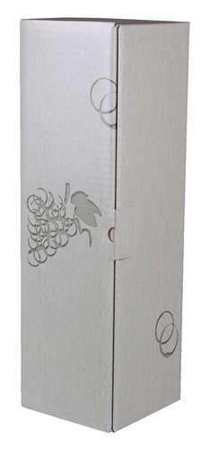 Image du produit Coffret Berlin carton gris 1 bouteille