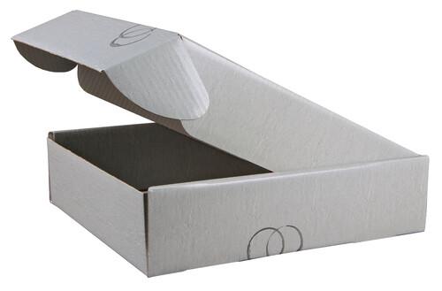 Image du produit Coffret Berlin carton gris 3 bouteilles