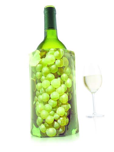 Image du produit Gaine rafraîchissante Active Cooler Wine raisins blanc Vacuvin