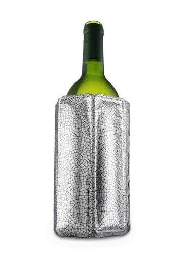 Image du produit Gaine rafraichissante Active Cooler Wine silver Vacuvin