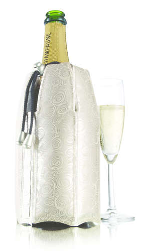 Image du produit Gaine rafraichissante Active Cooler Champagne platinium Vacuvin