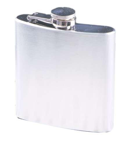 Image du produit Flasque Armagnac inox 6oz/18cl
