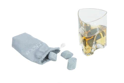Image du produit Pierre à whisky Allan IceRock (sachet 9 pièces)