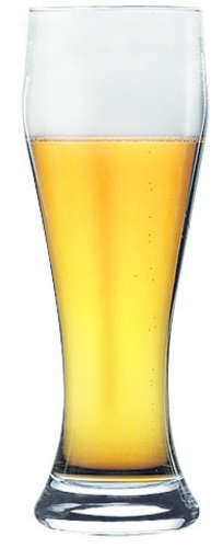 Image du produit Verre à bière Brasseur type chope 40cl