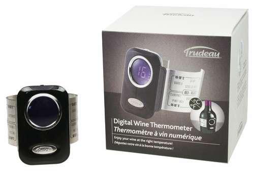 Image du produit Thermomètre à vin Xavier Trudeau