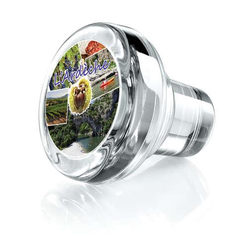 Image du produit Bouchon Vinolok cristal - l Ardèche