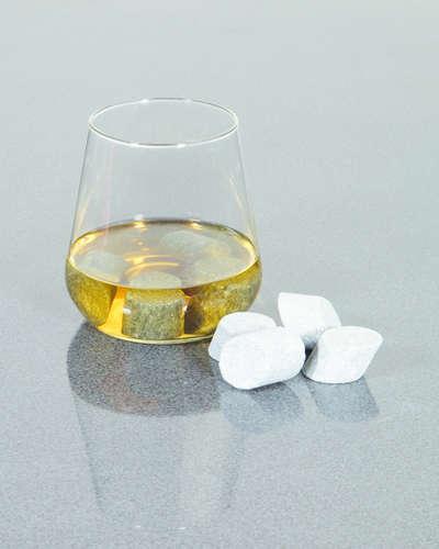 Image du produit Set à whisky Douglass verre/pierre à whisky IceRock