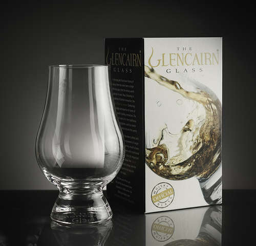 Image du produit Verre à whisky Patrick Display cristal 19cl Glencairn (présentoir carton)