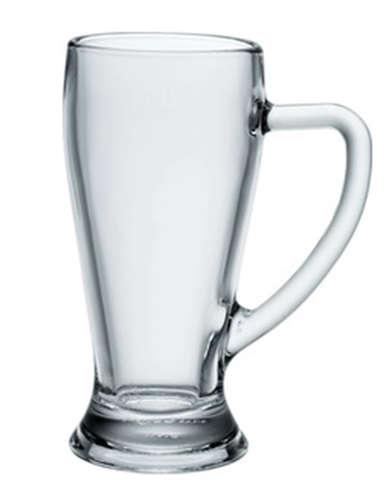 Image du produit Verre à bière Baviera type chope avec anse 39cl