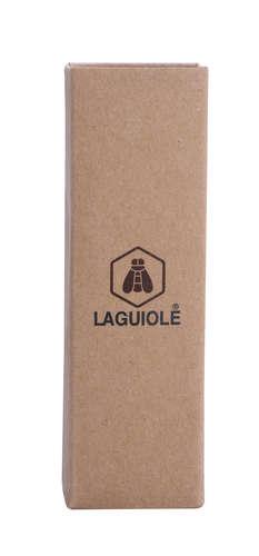 Image du produit Couteau tire-bouchon Lourquen manche bois gris Laguiole