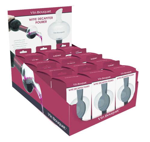 Image du produit Aérateur decanteur verseur Marin verre VinBouquet