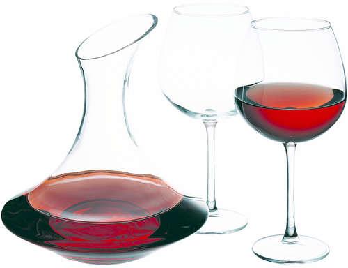 Image du produit Set de dégustation Malbec - carafe 1,5l + 2 verres