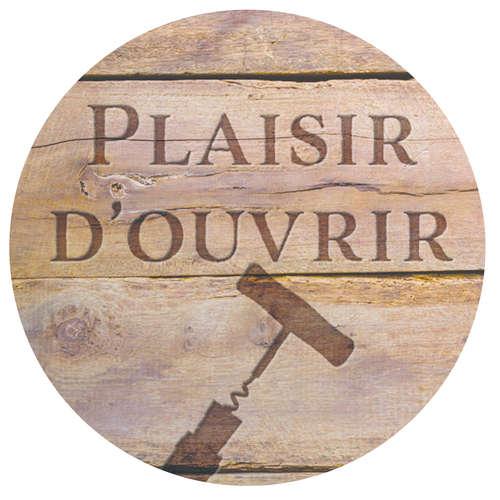 Image du produit Bouchon Vinolok cristal - Bois/Plaisir d ouvrir