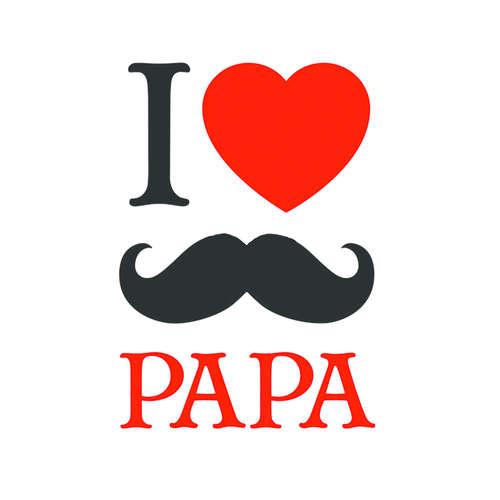 Image du produit Bouchon Vinolok cristal - Love/I love Papa