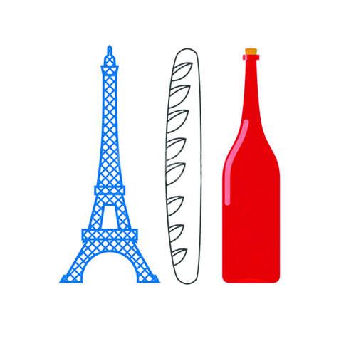 Image du produit Bouchon Vinolok cristal - France/Symbole