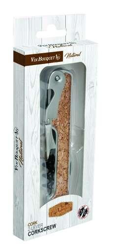 Image du produit Sommelier double appui Cork liège VinBouquet