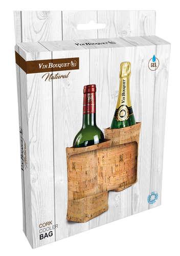 Image du produit Gaine rafraîchissante Cork liège VinBouquet
