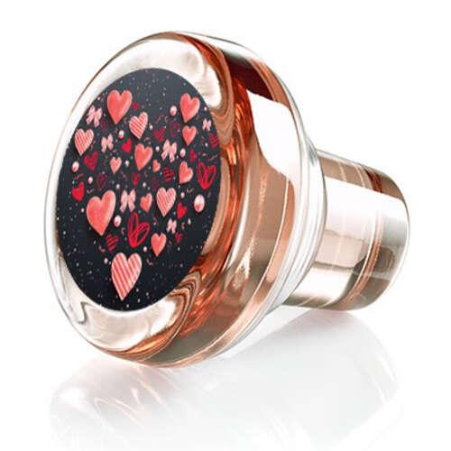 Image du produit Bouchon Vinolok cristal rose - Party/Love