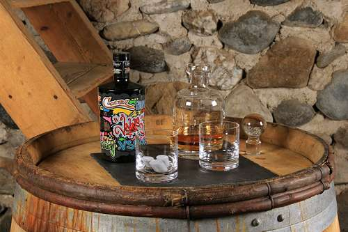 Image du produit Set à whisky Murray - carafe 1l + 4 verres