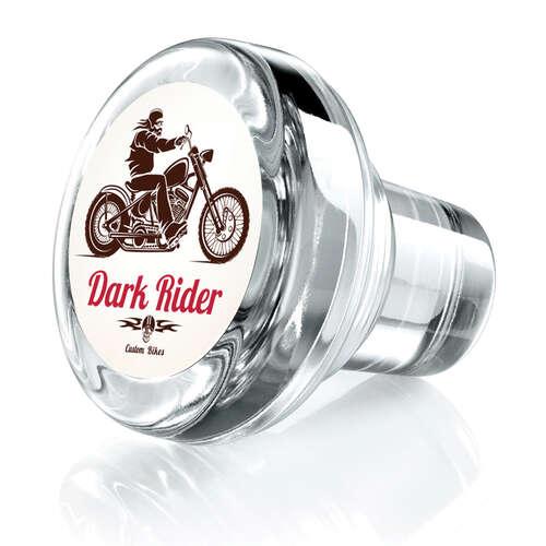 Image du produit Bouchon Vinolok cristal - Motard/Dark Rider