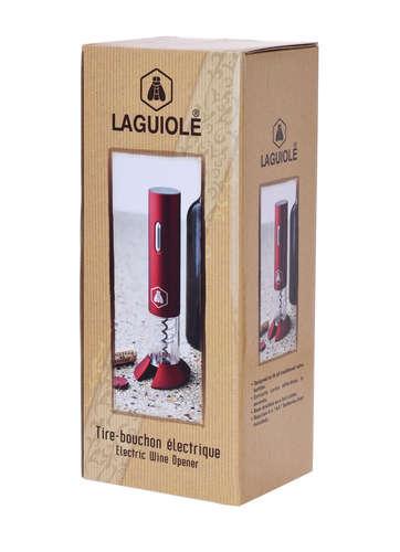 Image du produit Tire-bouchon Lubbon électrique rouge