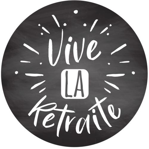 Image du produit Bouchon Vinolok cristal - Manhattan/ Vive la retraite