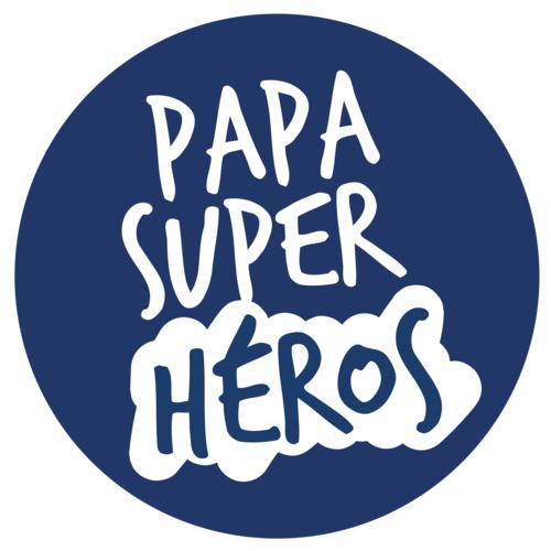 Image du produit Bouchon Vinolok cristal - Bleu/Papa Super Héros