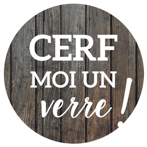 Image du produit Bouchon Vinolok cristal - Bois/Cerf moi un verre