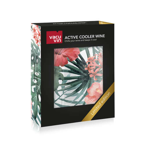 Image du produit Gaine rafraichissante Active Cooler Wine botanique Vacuvin
