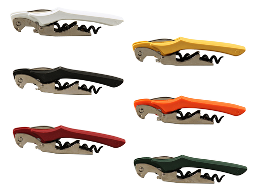 Image du produit Sommelier Veneto double-appui 6 couleurs assorties