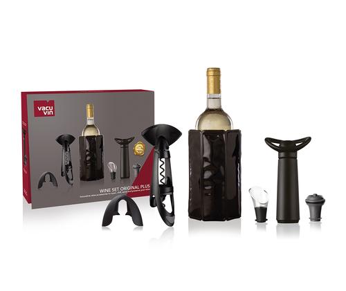 Image du produit Set à vin Wine Set Original Plus 6 pièces Vacuvin