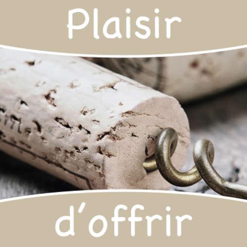Image du produit Etiquette adhésive carrée taupe - Plaisir d'offrir (boîte de 500)