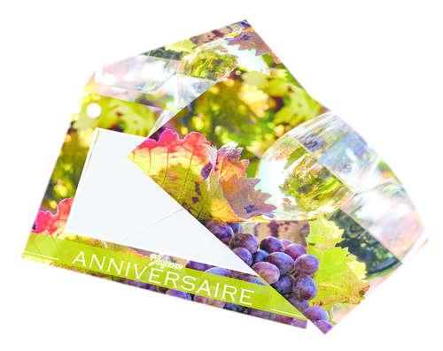 Image du produit Carte de voeux Brillant - Joyeux Anniversaire
