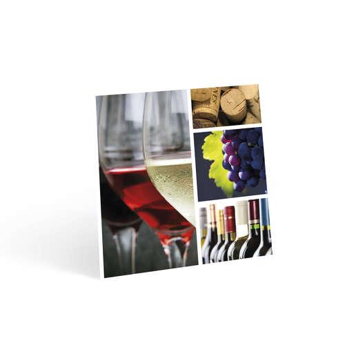 Image du produit Chèque cadeau Avanti  Verres carré - 12.5x12.5