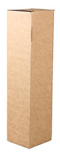 Image du produit Etui Atlanta carton kraft lisse 1 bouteille