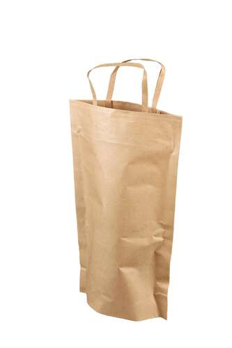 Image du produit Sac Espérance papier kraft brun naturel 1 bouteille
